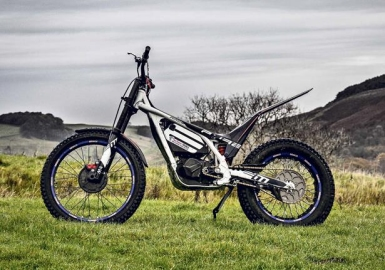 Electric Motion electric dirt bike